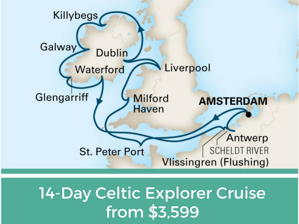 14-Day Celtic Explorer Cruise