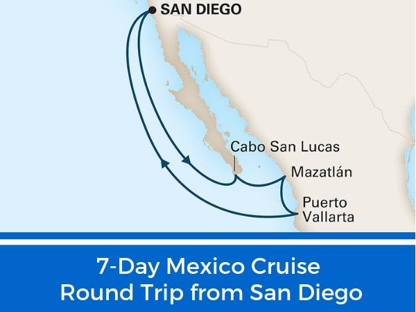 7-Day Mexico Cruise